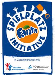 Fanta Spielplatz-Initiative Logo