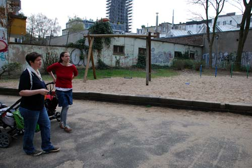 Spielplatz Rubensstraße