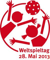Logo Weltspieltag 2013