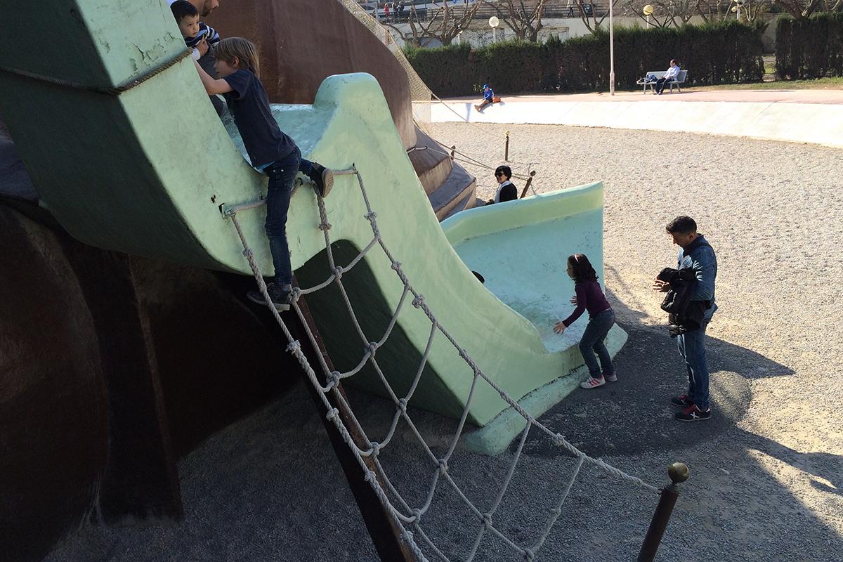 gulliver-park-valencia-kletternetz