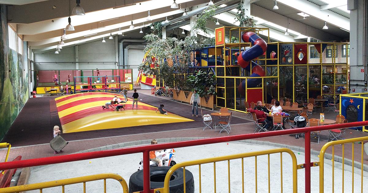 Indoorspielplatz Eckenhagen
