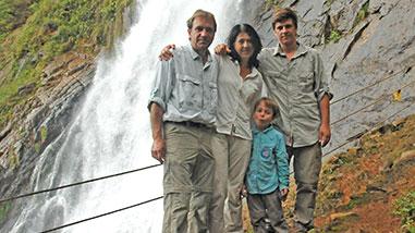Familie Grimming-Steinland