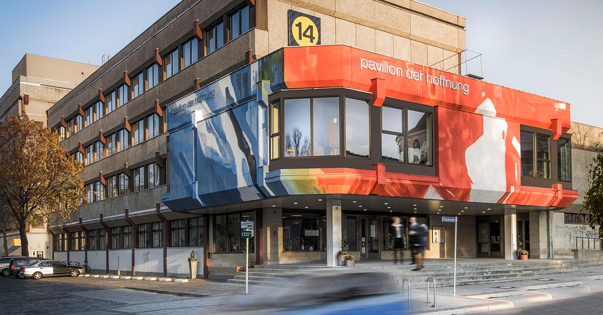 Im Pavillon Leipzig wird der soziale Indoorspielplatz eröffnet. Foto: PlayTogether