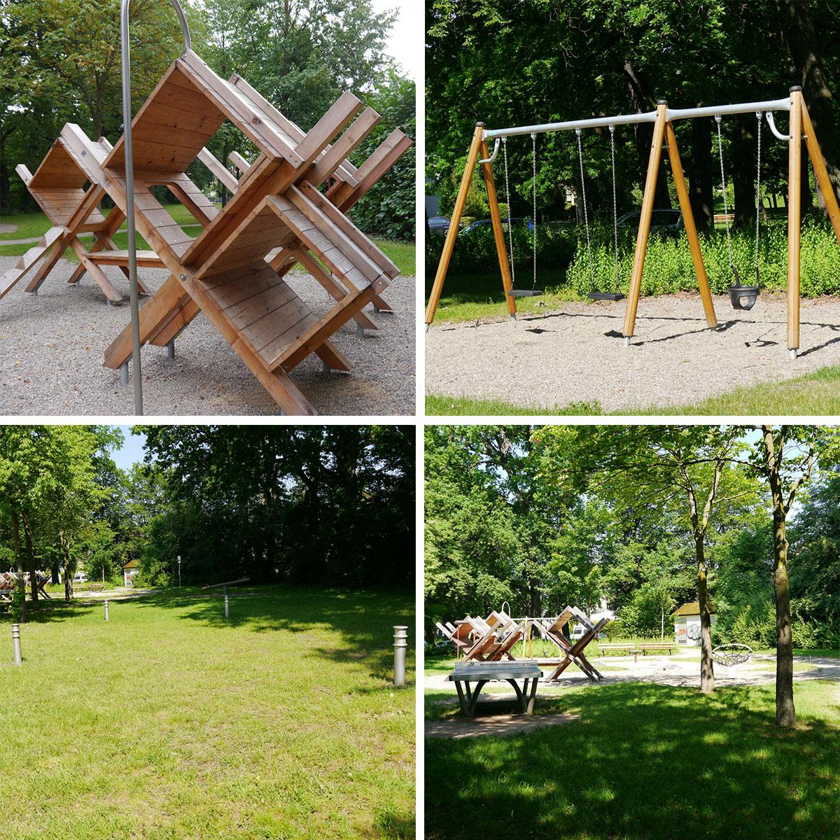 Spielplatz Wolzogenpark