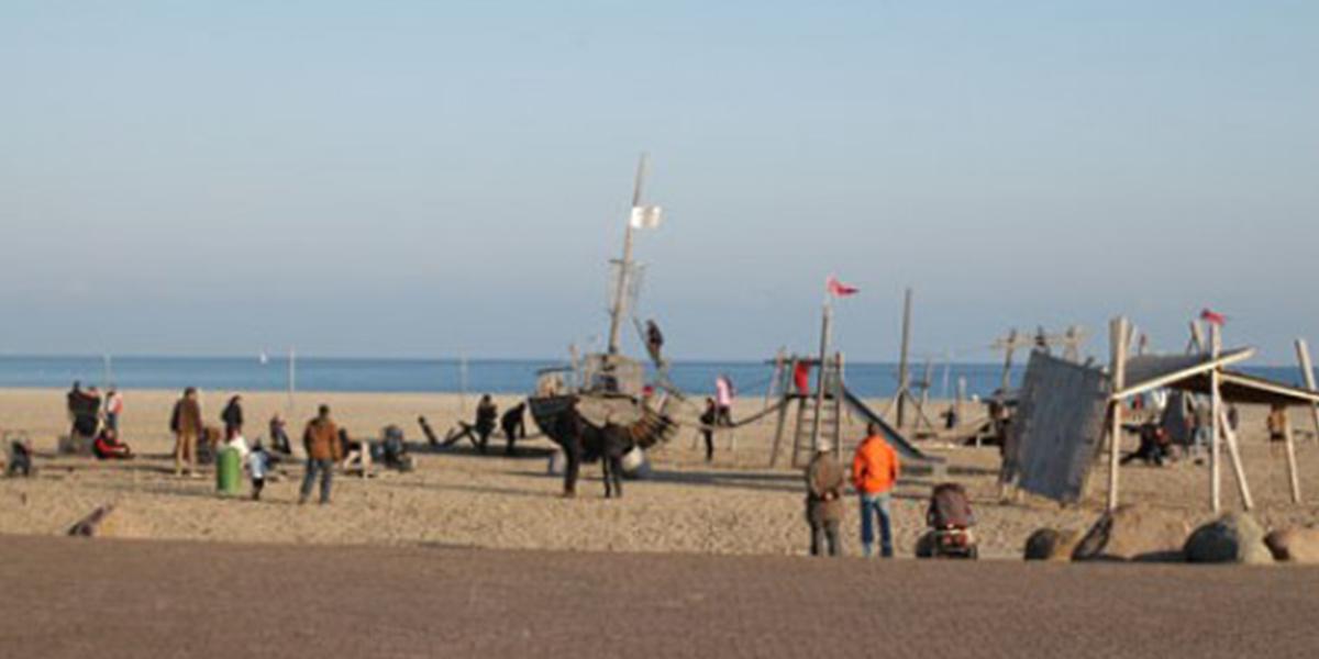 Spielplatz an der Lübecker Promenade