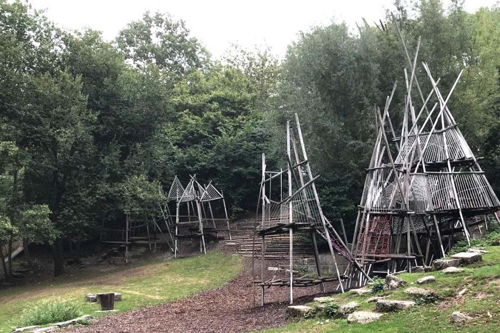 Spielplatz im Klenzepark