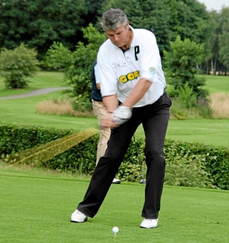 Norbert Dickel golft