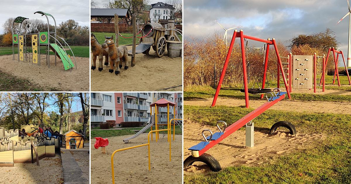 Spielplätze Prenzlau auf Spielplatztreff.de