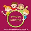 Logo Menschenskinder Delitzsch!