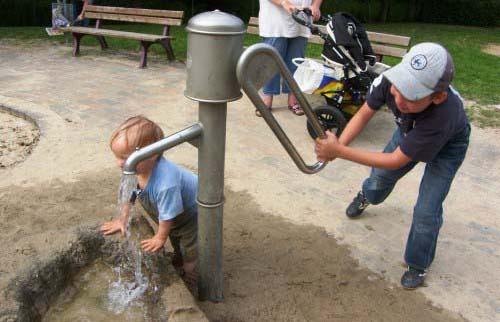 Wasserspielplatz Langenhagen