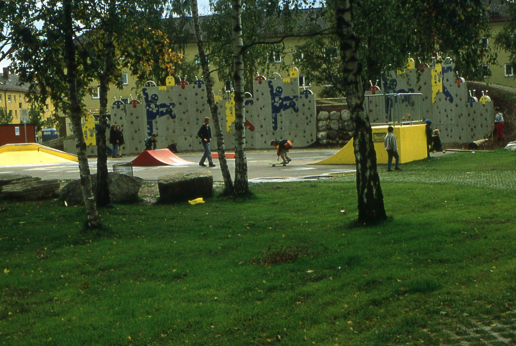 Skateanlage München