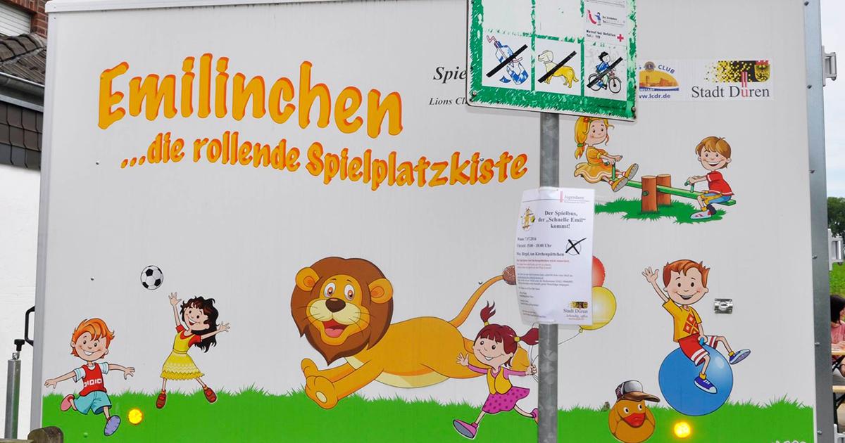 Emilinchen Spielzeug Box Düren