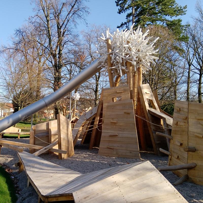 Pusteblumen Spielplatz in Schorndorf