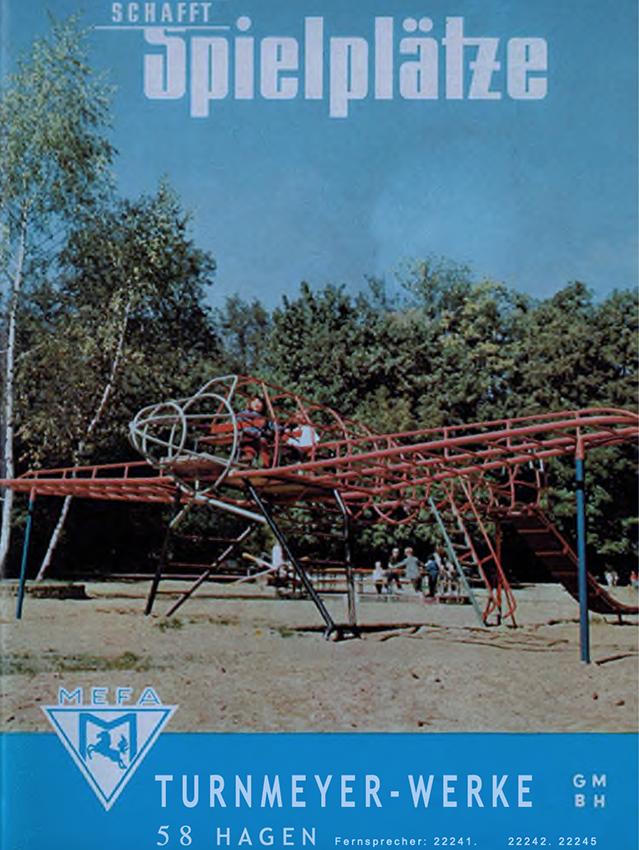Spielgeräte Katalog