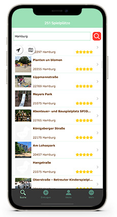 Spielplatztreff App