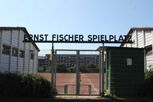 Spielplatz als Sportplatz