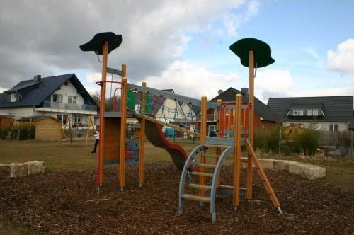 Spielplatz in Lehrte