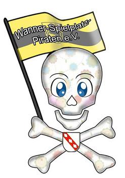 Logo Wanner Spielplatz Piraten