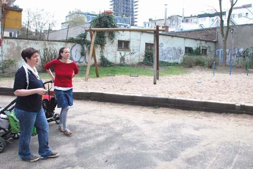 Oskarplatz Spielplatzpaten