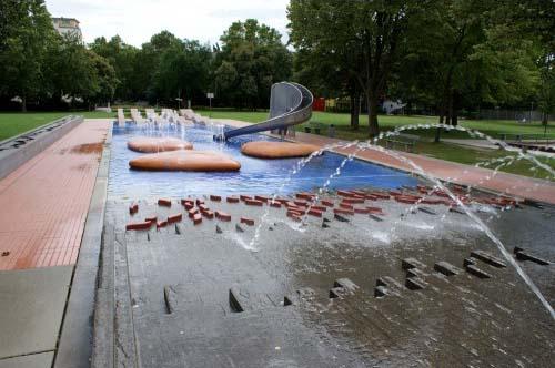 Spielplatz Goetheplatz Mainz