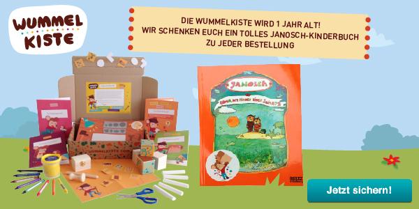 Janosch Buch
