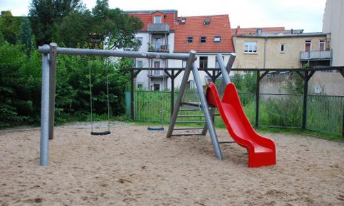 Spielplatz in Wismar