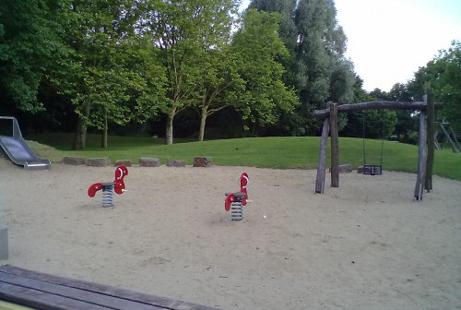 Spielplatz in Gladbeck