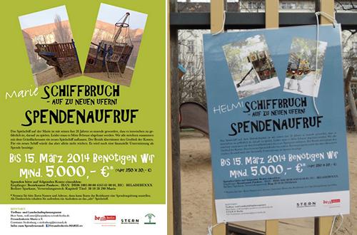 schiffbruch-plakate