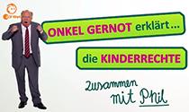 Gernot Hassknecht erklärt Kinderrechte