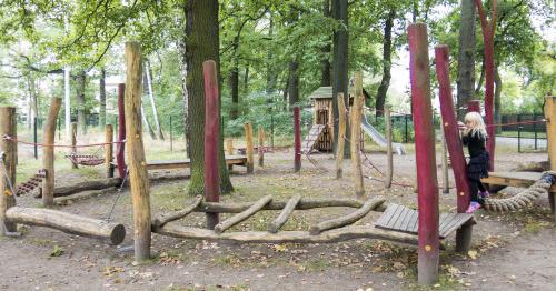 Spielplatz Hexenwald in Eichwalde